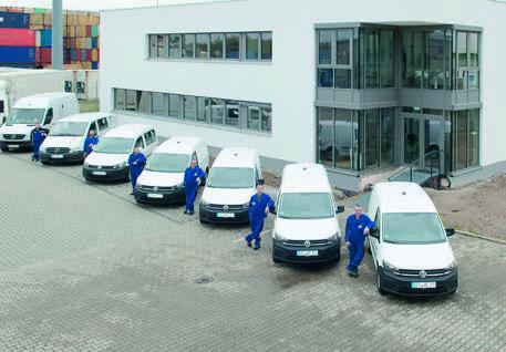 Foto: GWE - Dienstleistungen, Service-Kräfte